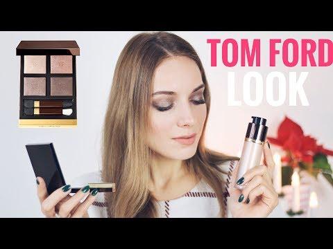 Макияж одним брендом - Tom Ford💄 Лучшее от марки || Katrin From Berlin