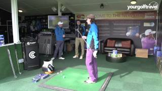 Getting custom fit for irons with Mark Crossfield & Rory from Your Golf Travel