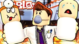 ROBLOX WHO'S YOUR DADDY - DOCTOR EDITION! | Roblox Hospital