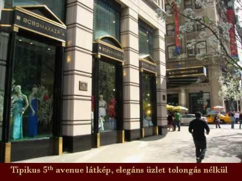 New Yorki séta Magyaroknak