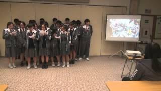 港九潮州公會中學 中六唱別良師