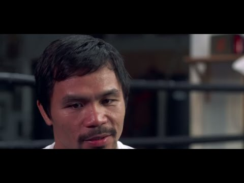 MANNY PACQUIAO READY FOR HIS RING RETURN - YouTube