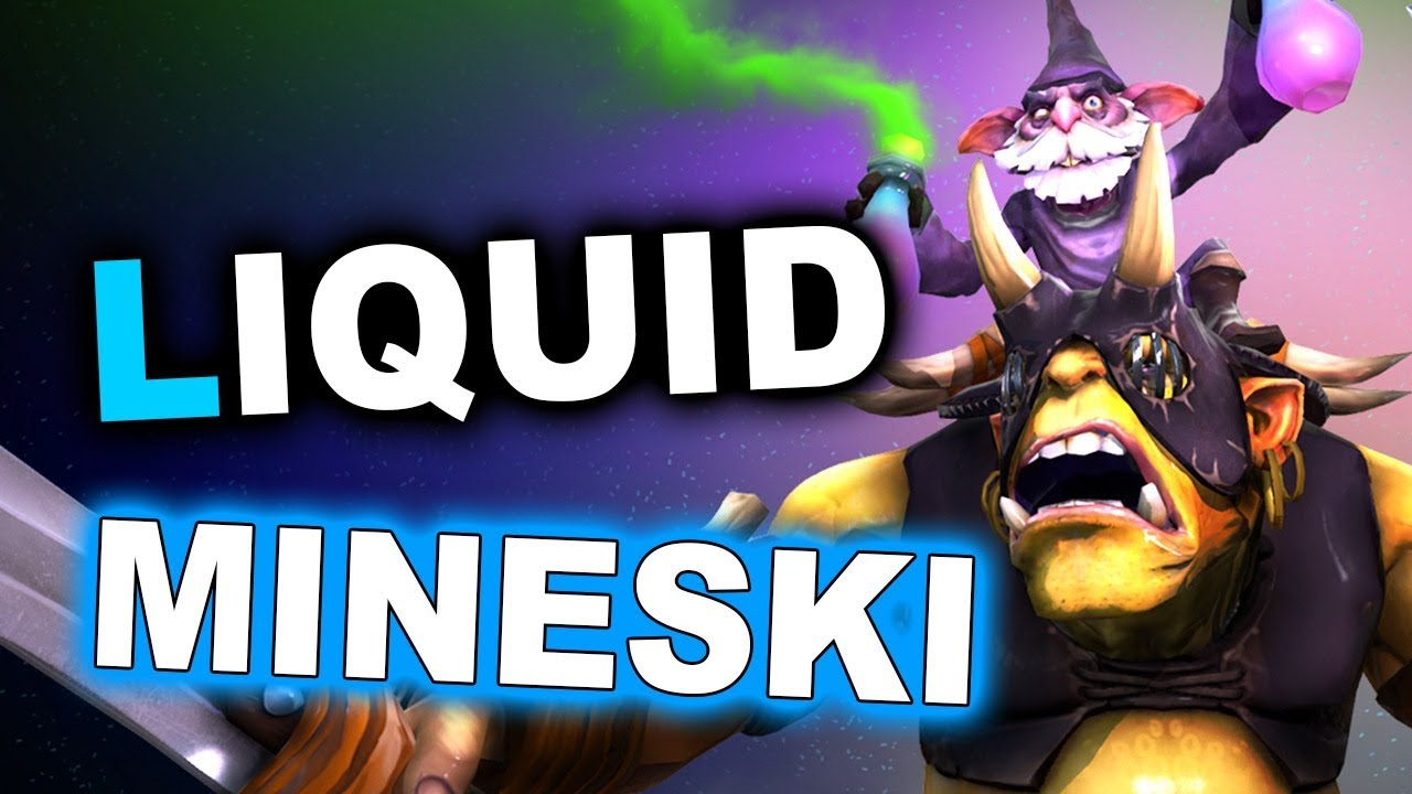 LIQUID vs MINESKI - TI WINNERS! - SL i-League Invitational 3 Minor DOTA 2