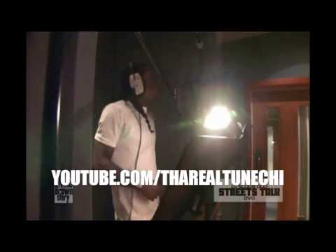Lil Wayne Nino Brown Documentary: IN THE STUDIO