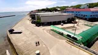 Maasin City harbor