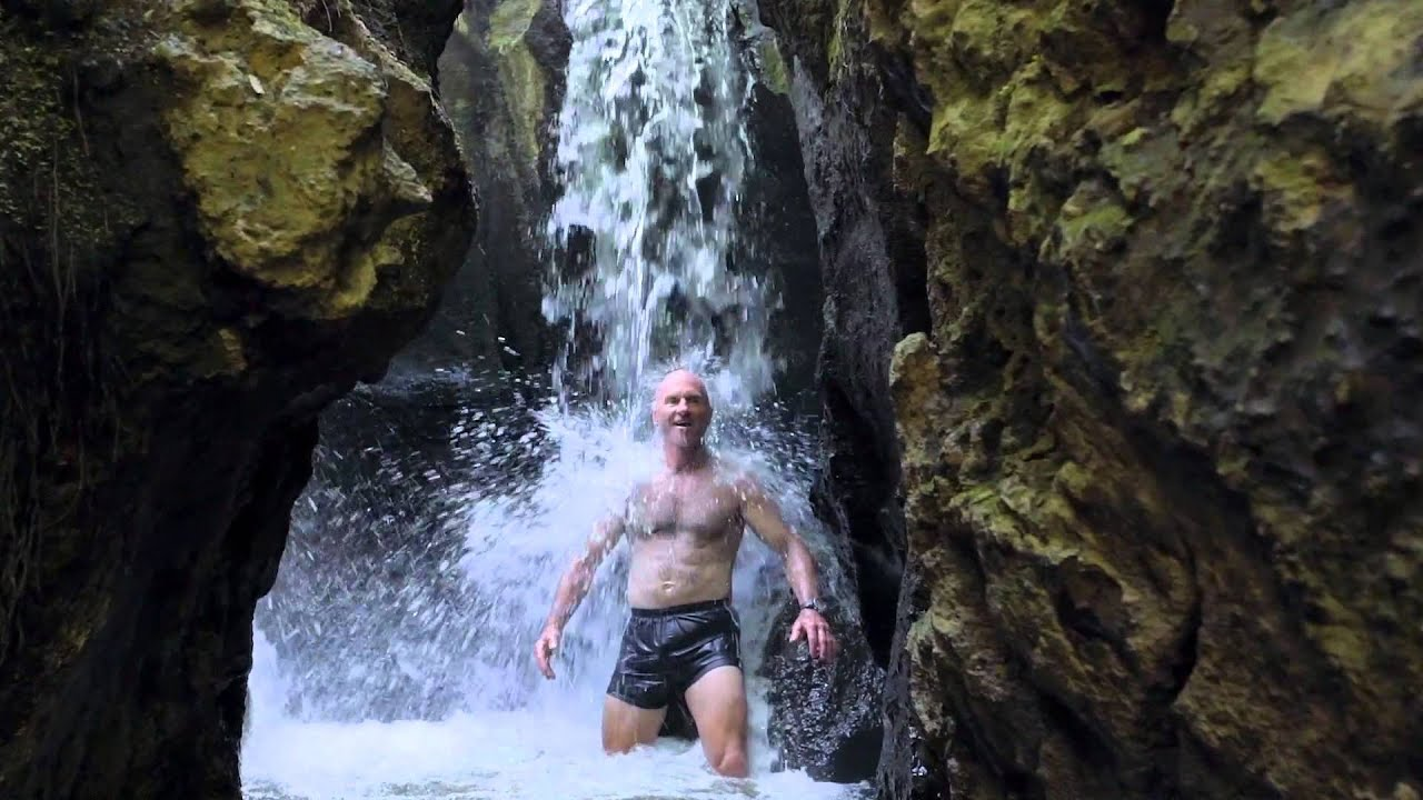 """NZ Riverjet Thermal Safari and """"The Squeeze"""" NZ with Steve Gurney"""