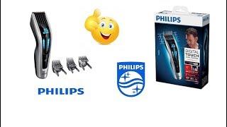 Обзор машинки для стрижки волос PHILIPS HC9450/15
