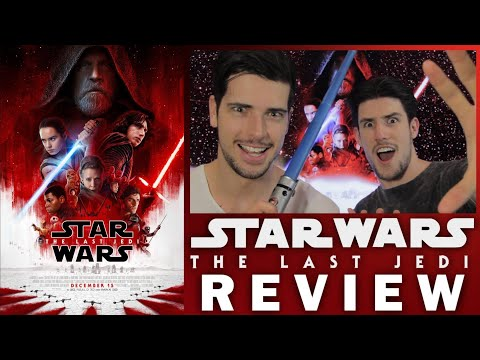 Download Youtube: Star Wars Episode VIII: The Last Jedi Review (NO SPOILERS)
