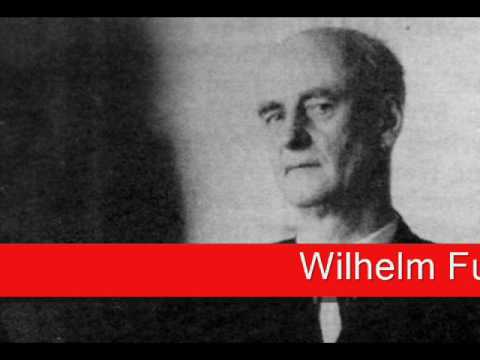 Wilhelm Furtwängler: Beethoven - Symphony No. 9 in D minor, 'Ode to Joy' Op. 125