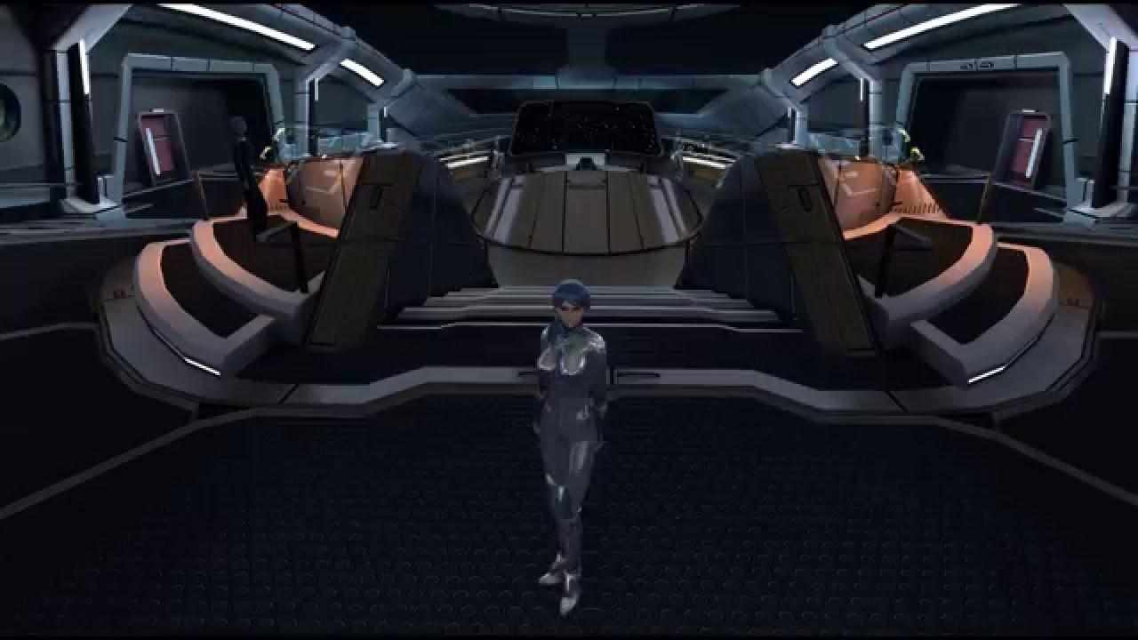 Star trek online flagship technolgies console set youtube - Star trek online console ...