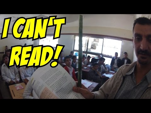 Khaled Ibn Waleed School - Ibb, Yemen [Part 1]