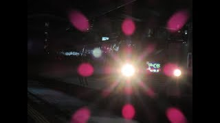 JR西日本 381系 特急やくも2号 岡山行き 松江駅 発着