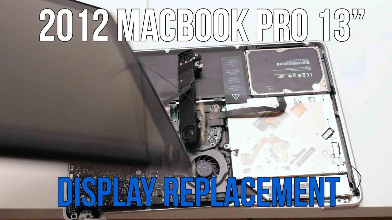 2012 Macbook Pro 13\