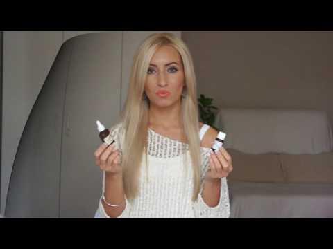 Восстановление волос! Кератин и шелк против ломкости волос!