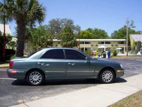 one owner 2004 hyundai xg350l in ocala at prestige auto sales youtube. Black Bedroom Furniture Sets. Home Design Ideas