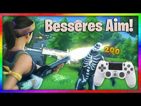 100% BESSERES AIM IN FORTNITE mit Controller / Aim Trainieren: (Konsole: Ps4 / Xbox) Tipps | Redix from YouTube · Duration:  6 minutes 23 seconds