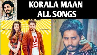 KORALA MAAN ALL HITS SONGS official (ALL ROUNDER)
