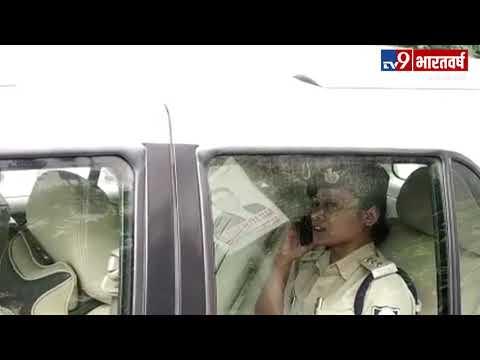 Anant Singh की रिमांड के लिए सांसद की गाड़ी से कोर्ट पहुंचीं 'Lady Singham' IPS Lipi Singh, उठे सवाल