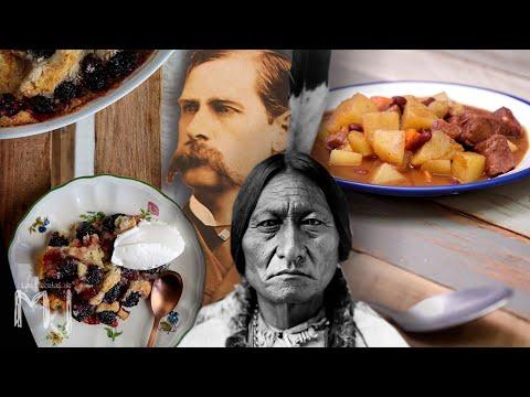 LA COMIDA EN EL SALVAJE OESTE | De Toro Sentado a Wyatt Earp