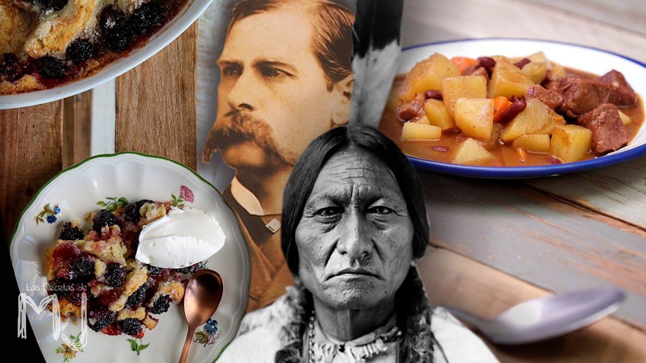 Download LA COMIDA EN EL SALVAJE OESTE   De Toro Sentado a Wyatt Earp