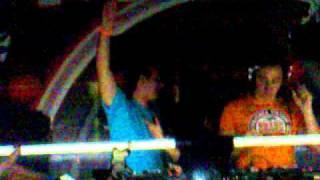 Sak Noel - Loca People (Lazybox Dancecore Mix) @ Morrison's Közgáz 3 2011.11.26.