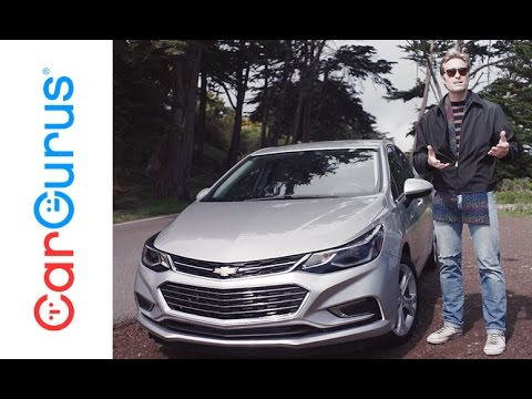 2017 Chevrolet Cruze | CarGurus Test Drive Review