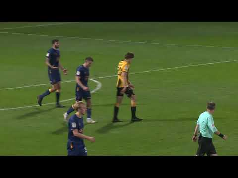Cambridge Utd Mansfield Goals And Highlights