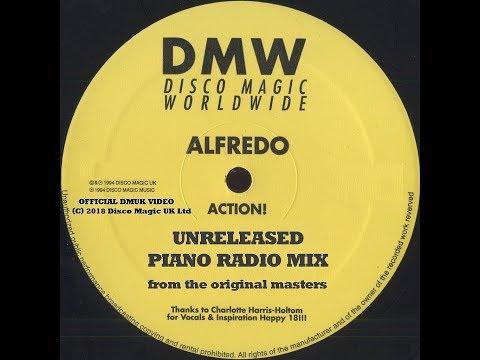"Alfredo ""Action!"" Piano Radio Mix 1994 - Disco Magic UK Unreleased Master"