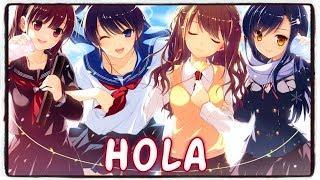 Nightcore - Hola (Flo Rida feat. Maluma) (Lyrics)