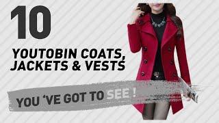 Youtobin Coats, Jackets & Vests // New & Popular 2017