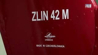 "Житель Гродно восстановил самолёт ""Злин 42 М"""