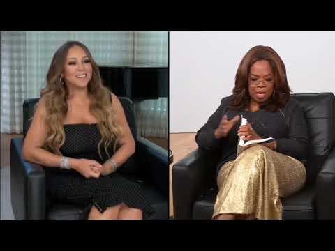 Mariah carey Oprah Winfrey interview[The Meaning Of Mariah Carey] 2020