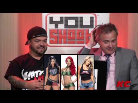 Hornswoggle Reveals Hes Into Renee Young - How Big Is Batista's Dick? + HARSH Words For Eva Marie