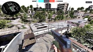 Battalion 1944 - Glitches and Spots on Crash2!( Out of map!)