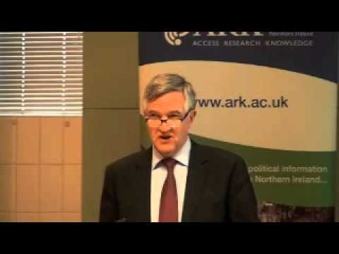 ARK Seminar: The impact of the recession and unemployment on mens health in Ireland