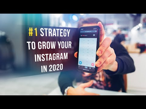#IGExpertShow 1 | STRATEGY TO GROW ON INSTAGRAM IN 2020