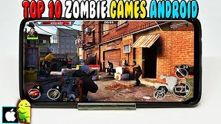 Best Zombie Games For Android IOS 2018