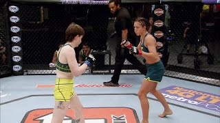 Performance Replay: Jessica Penne vs. Aisling Daly