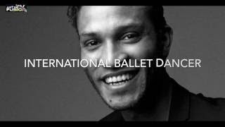 ART IN FUSION TV Interview with Ballet Dancer Fernando Montano