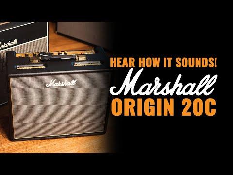 Marshall Origin 20C EL34 1x10
