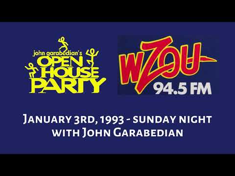 Open House Party | January 3, 1993 - Scope