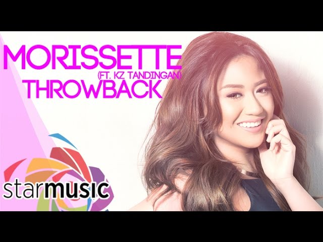 Morissette -  Throwback feat. KZ (Official Music Video)