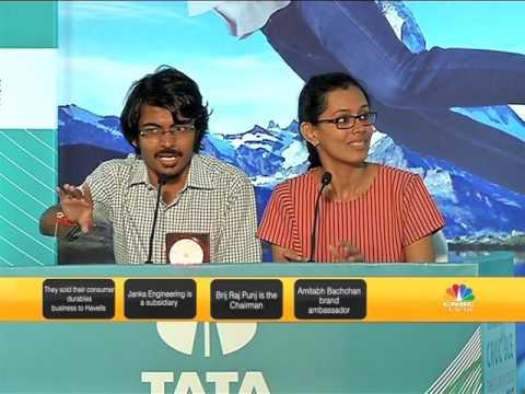 Tata Crucible The Campus Quiz 2017 Chennai Final Part 2