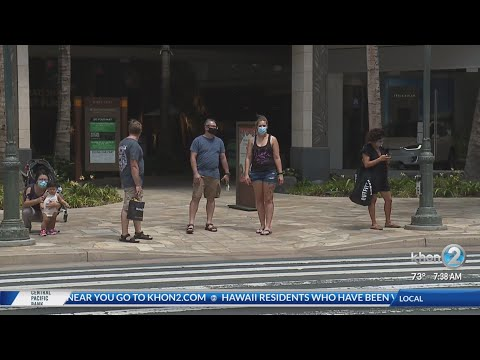 Oahu residents react to Governor Ige's decision to keep Hawaii's mask mandate