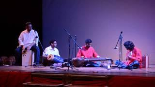 Ranjan Vasudevan - Guitar, Vishwanath Sankaran - Chitravina, Prasan...