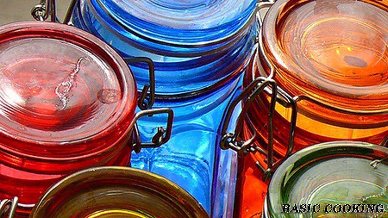 Come Sterilizzare Vasetti Per Conserve sterilizzare i vasetti - how to sterilize glass jars (eng sub)