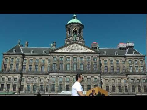 Amsterdam In Your Pocket - Dam Square, Royal Palace & National Monument
