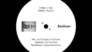 n1l eat the apple f the snake banlieue records 04