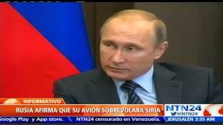 Rusia - Turquía: cómo la lucha antiterrorismo devino en tensión entre dos países