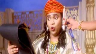 Nashibachi Aishi Taishi - Swarglok - Sanjay Narvekar \\u0026 Priyanka Yadav - Marathi Comedy Scenes